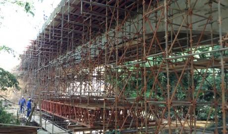 Ponte sobre o Rio Jacuípe BA093